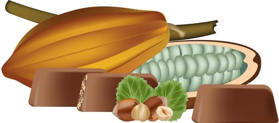 cioccolatino ripieno