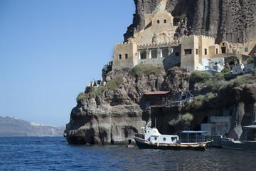 Scalo di Santorini