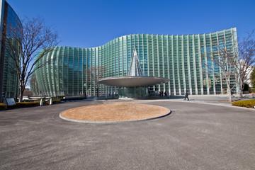 Roppongi National Art Center Tokyo 2012