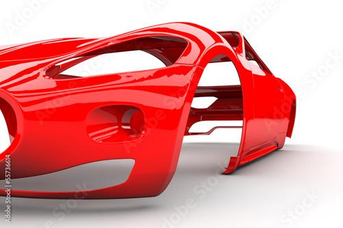 Back body car - 55736614