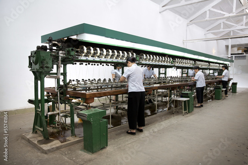 Spinning Mill - Suzhou - China