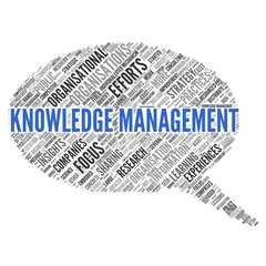 KNOWLEDGE MANAGEMENT | Concept Wallpaper