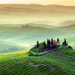 Podere in Toscana, paesaggio italiano