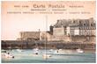 Carte postale ancienne, Saint-Malo