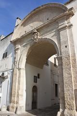 Galatina, Porta Luce - Puglia - Italy