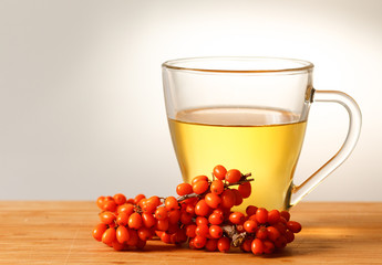 Sea buckthorn tea