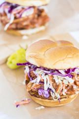 Hawaiian BBQ Chicken Sandwich