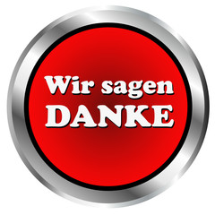 "Button ""Danke"""