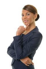 Portrait einer attraktiven, südamerikanischen Geschäftsfrau