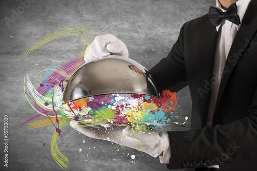 Creative First Class Service