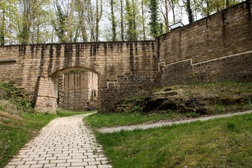 Fort Hohe Obergrünewald in Luxemburg