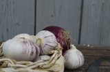 garlic and onion basket