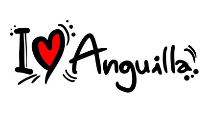 Anguilla love