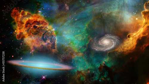 Deep Space - 55757238