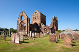 Sweetheart Abbey, Dumfries and Galloway, Scotland