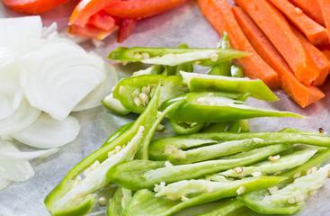 Food Ingredient Preparation