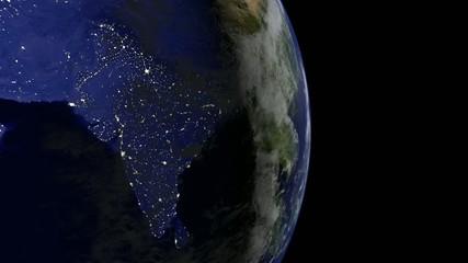 Sunrise - India