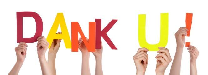 People Holding Dank U