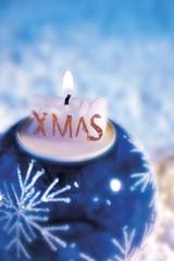 Weihnachten, Kerze