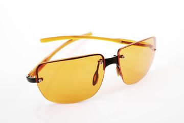 Sonnenbrille, Nahaufnahme