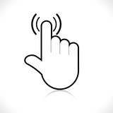 hand icon pointer