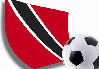 Flagge von Trinidad und Tobago, Fußball