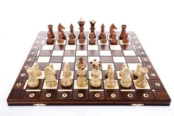 Komplettes Schachspiel