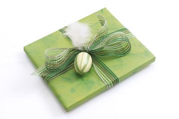 Ostergeschenk, Nahaufnahme
