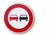 Keine Durchfahrt, Zeichen, Nahaufnahme