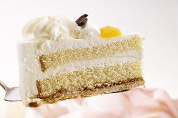 Ein Stück Kuchen, Nahaufnahme