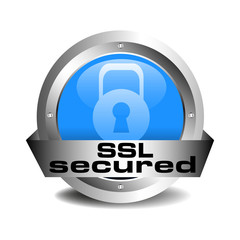 SSL secured symbol