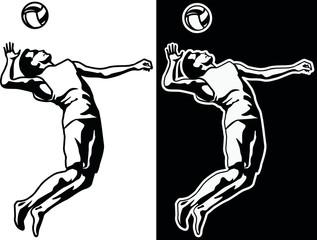 masterfitness-volleyballer