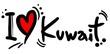 Love kuwait