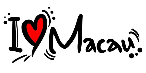 Love macau
