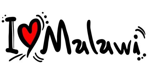 Love malawi