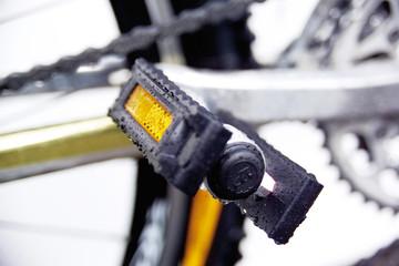 Pedal, Nahaufnahme