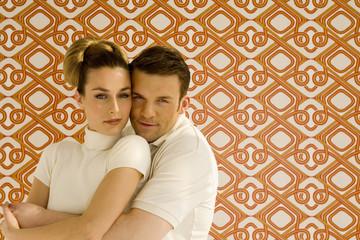 Junges Paar, Portrait