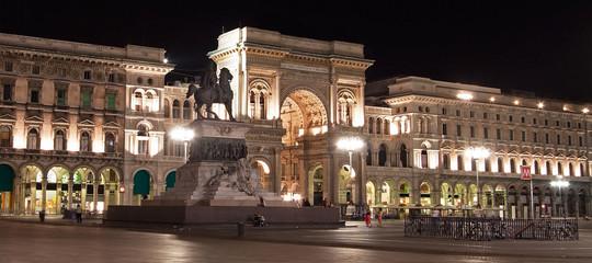 Galleria...Piazza Duomo Milano