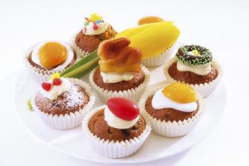Ostern, Muffins