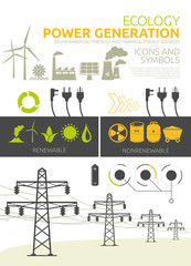 Power generation vector concept designs