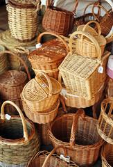 Wickerwork crafts