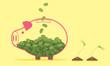 Piggy Bank, Save the Environment