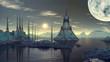 Towers of aliens