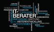 IT-Berater IT-Consultant Weiterentwicklung Systemen tag cloud