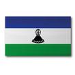 Flagge Lesotho