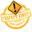 Stempel Safety first