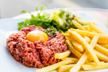 tasty Steak tartare