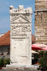 Ptuj - Orpheus Monument in Slovenian Square