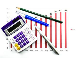 bar graph data and calculator