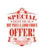 Best deal sale design template.